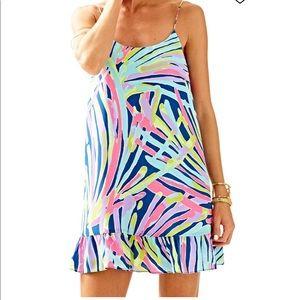 Lilly Pulitzer Zanna Silk Dress
